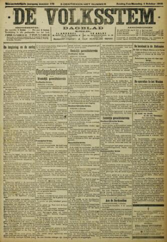 De Volksstem 1915-10-03