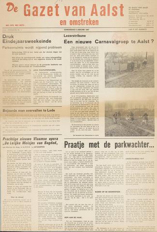 De Gazet van Aalst 1967