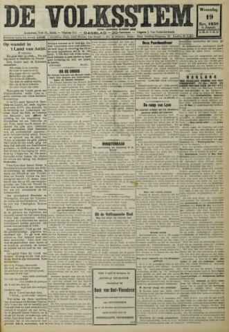 De Volksstem 1930-11-19