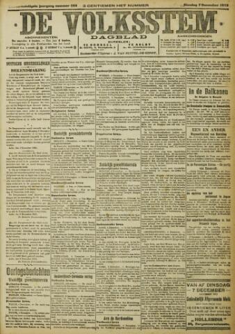 De Volksstem 1915-12-07