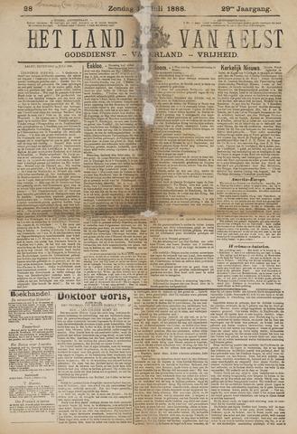 Het Land van Aelst 1888-07-15