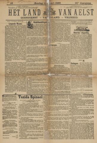 Het Land van Aelst 1889-03-10