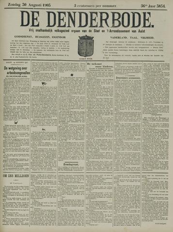 De Denderbode 1903-08-30