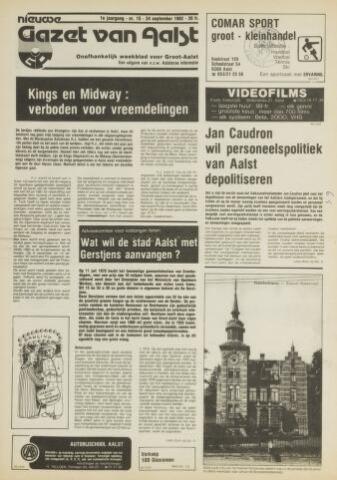 Nieuwe Gazet van Aalst 1982-09-24