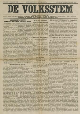 De Volksstem 1941-10-07