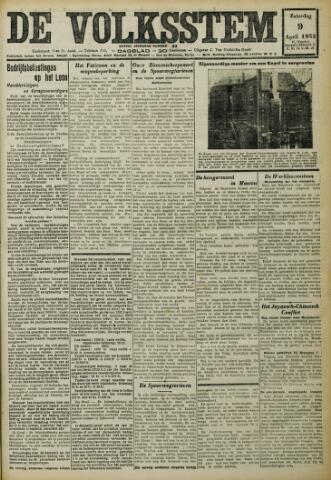 De Volksstem 1932-04-09