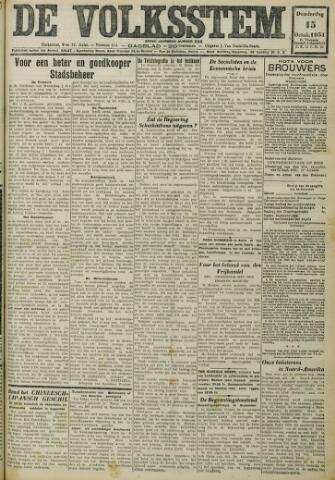 De Volksstem 1931-10-15