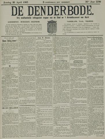 De Denderbode 1903-04-26