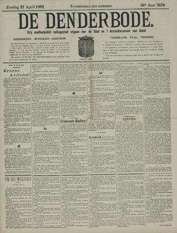 De Denderbode 1902-04-27
