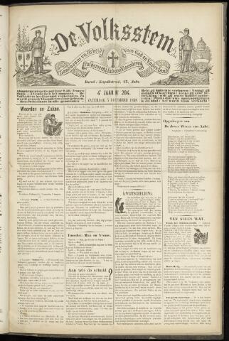 De Volksstem 1898-12-03