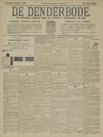 De Denderbode 1898-05-15
