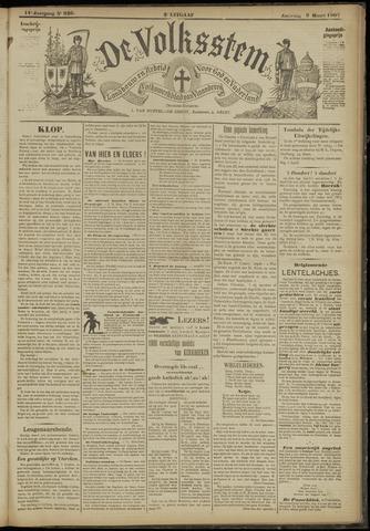 De Volksstem 1907-03-09