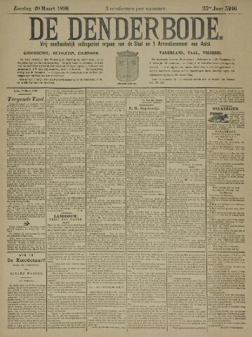De Denderbode 1898-03-20