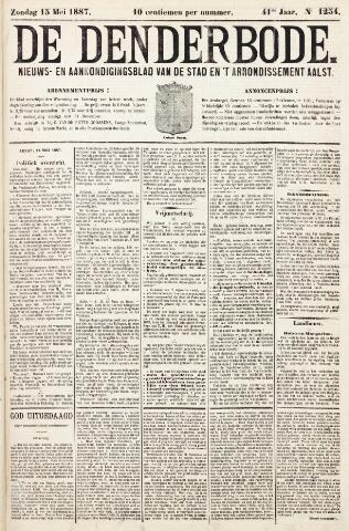De Denderbode 1887-05-15