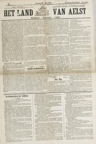 Het Land van Aelst 1881-05-29