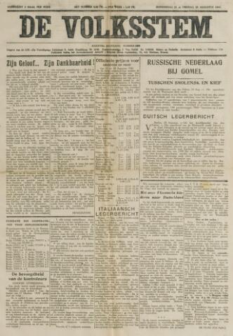 De Volksstem 1941-08-21
