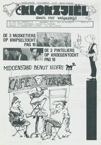 Klokzjiel 1987-05-01