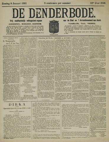 De Denderbode 1911-01-08