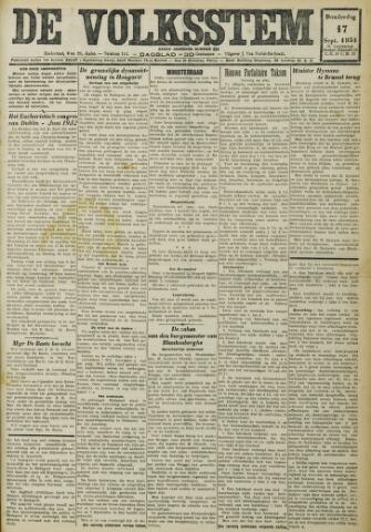 De Volksstem 1931-09-17