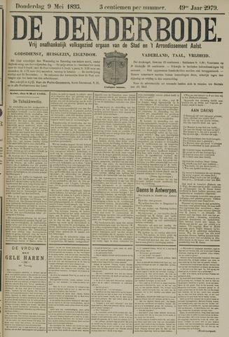 De Denderbode 1895-05-09