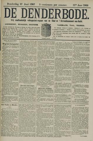 De Denderbode 1907-06-27