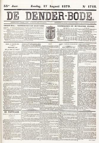 De Denderbode 1879-08-17