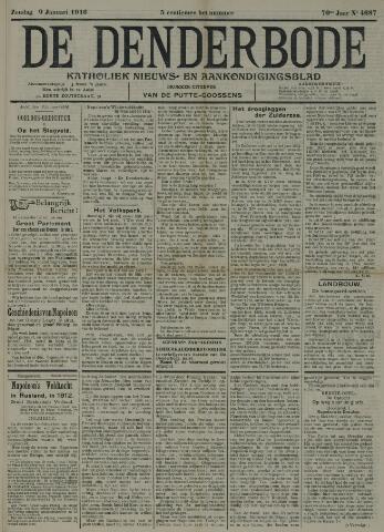 De Denderbode 1916-01-09