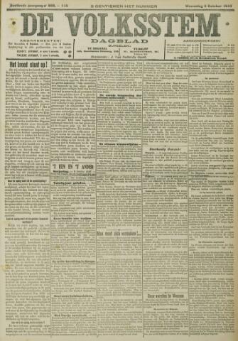 De Volksstem 1910-10-05