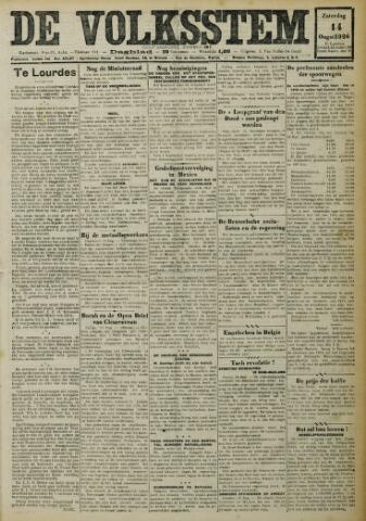 De Volksstem 1926-08-14