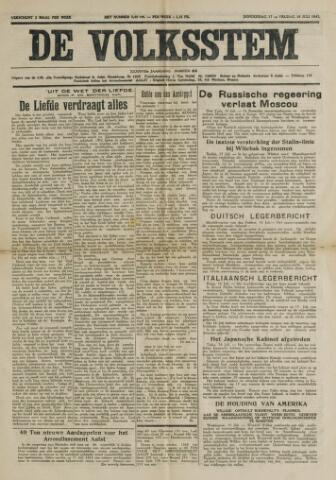 De Volksstem 1941-07-17