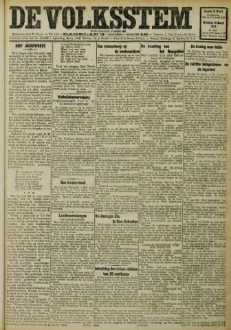 De Volksstem 1923-03-18