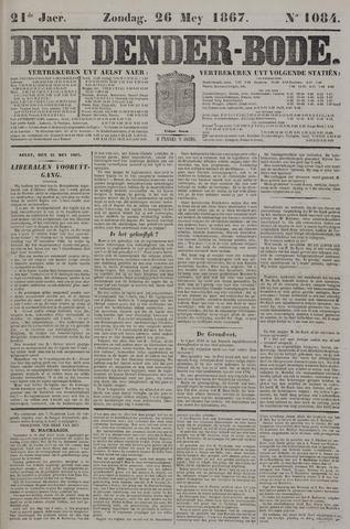 De Denderbode 1867-05-26