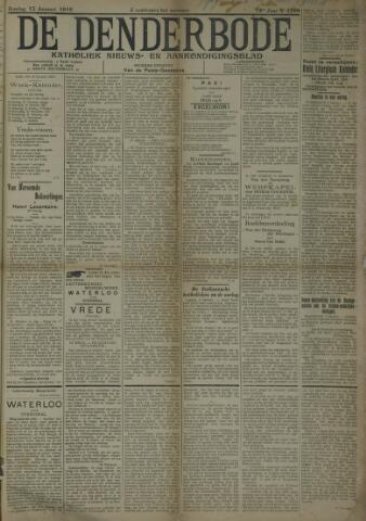 De Denderbode 1918-01-13