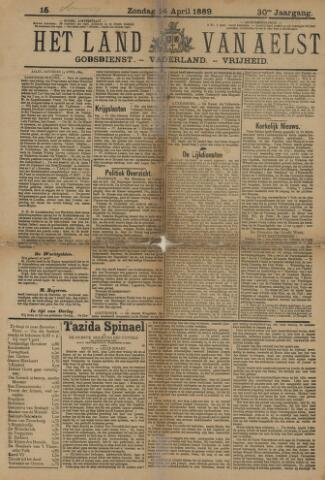Het Land van Aelst 1889-04-14