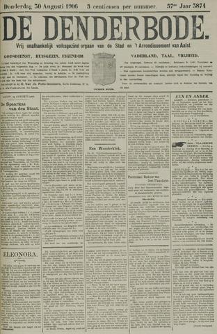 De Denderbode 1906-08-30