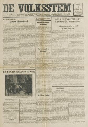 De Volksstem 1938-02-06