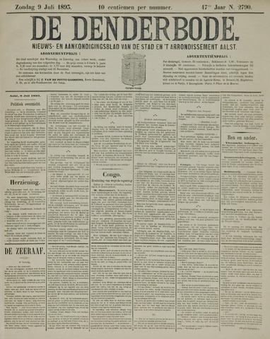 De Denderbode 1893-07-09