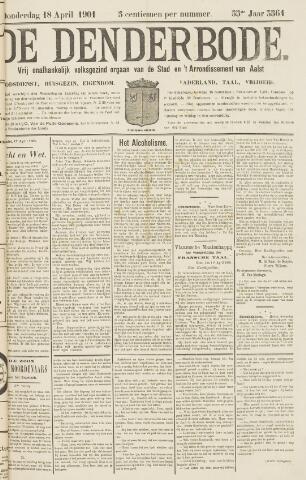 De Denderbode 1901-04-18