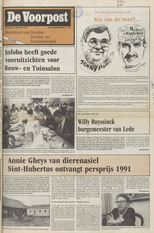De Voorpost 1992-01-31