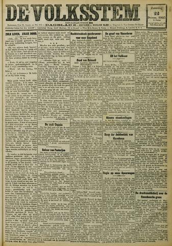 De Volksstem 1923-12-22