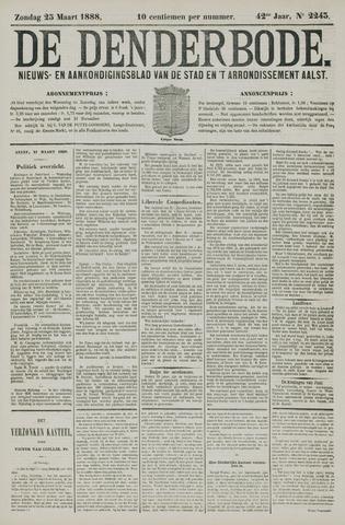 De Denderbode 1888-03-25