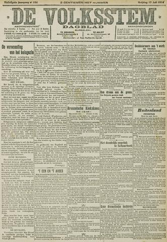 De Volksstem 1914-07-17