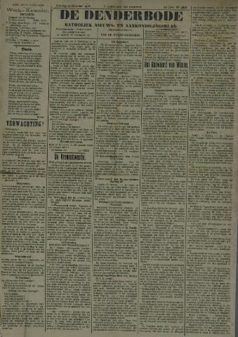 De Denderbode 1918-10-20
