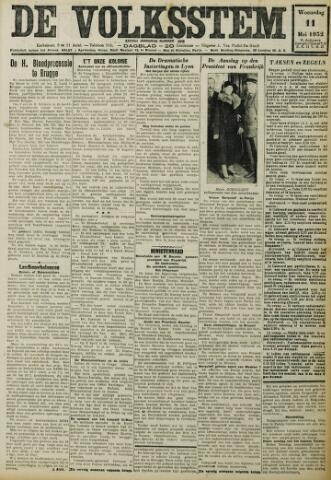De Volksstem 1932-05-11