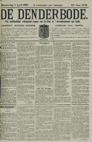 De Denderbode 1909-04-01