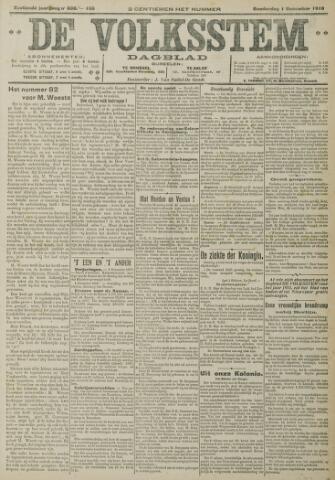 De Volksstem 1910-12-01
