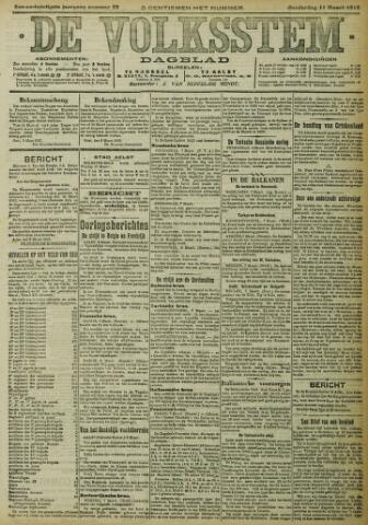 De Volksstem 1915-03-11