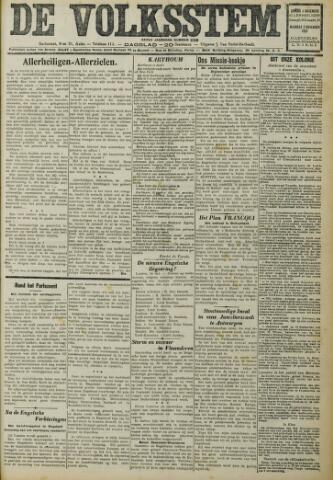 De Volksstem 1931-11-01