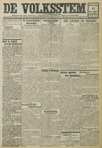 De Volksstem 1931-12-17