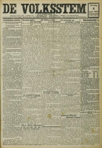 De Volksstem 1932-04-02
